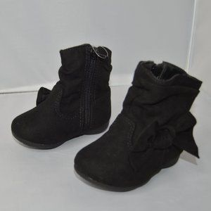 Baby girl kids bootie size 3